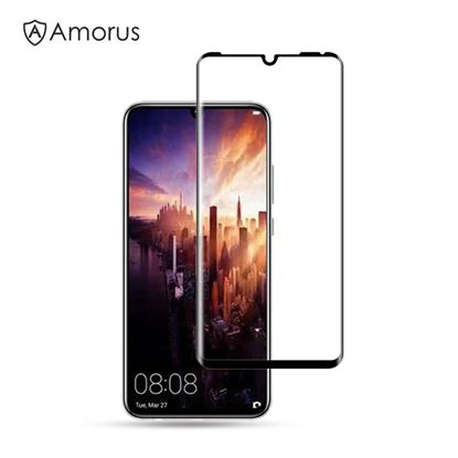 Picture of AMORUS 3D Curved Full Coverage Tempered Glass Screen Protector for Huawei P30 Pro